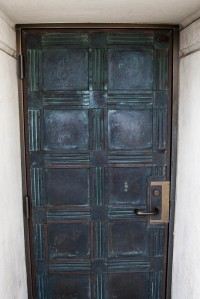 Another Door at Griffith Observatory